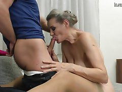 image Mature mothers lick suck and fuck many young boys